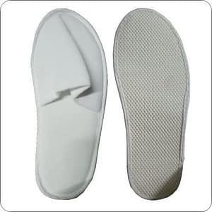 Hotel Slipper – Terry Towel – Close Toe 2 mm Sole