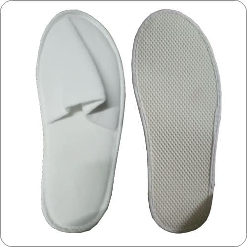 Disposable Hotel Slipper-Terry Towel - Close Toe