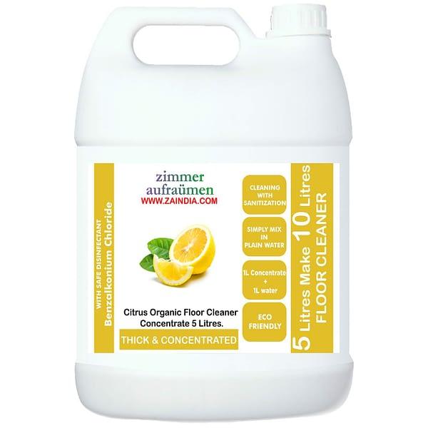 Floor Cleaner Citrus Lemon