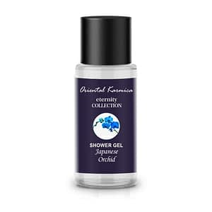Shower Gel (20ml) – Japanese Blue Orchid