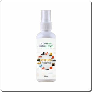 Zimmer Aufraumen Extreme Shoe & Bag Deodorizer Spray 100 ml
