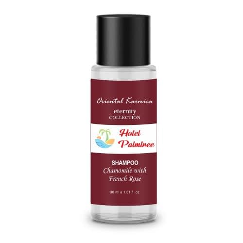 Hotel Hair Shampoo-Eternity-Chamomile Rose 30 ml