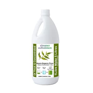 Zimmer Aufraumen-NEEM FLOOR CLEANER With Real Neem OIL 1 liter