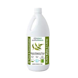 Zimmer Aufraumen-NEEM FLOOR CLEANER With Real Neem OIL 1 liter