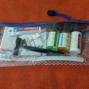 Hotel Toiletries Care Medical Kit Bag