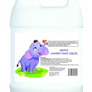 Zimmer Aufraumen Baby Laundry Washing Liquid Detergent- 5 Liters