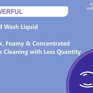 Zimmer Aufraumen Hand Wash with CHG Disinfectant Liquid Refill Pack (5 Litre) (French Lavender)