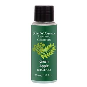 Herbal Shampoo (30ml) – Green Apple for Hotels