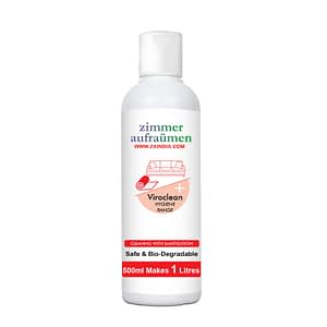 Carpet Shampoo & Disinfectant Concentrate (500 ml)
