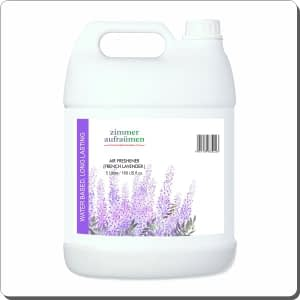 Zimmer Aufraumen Global Air Freshener – French Lavender 5 Liters (Ready to Use)