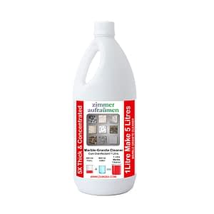Zimmer Aufraumen Marble & Granite Shampoo/Floor Cleaner 1 liter