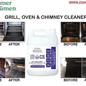 Zimmer Aufraumen Grill & Chimney Cleaner Degreaser – 5L Can