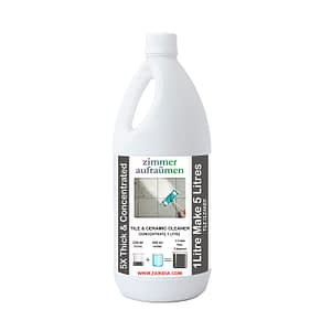 Zimmer Aufraumen Ceramic and Tile Cleaner Concentrate 1 liter